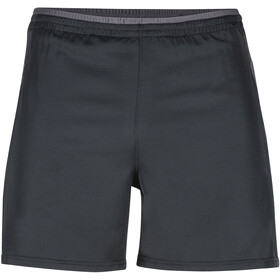 Marmot Accelerate Short Homme, black/slate grey